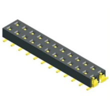 2.0 mm Female Header Dual Row SMT Type
