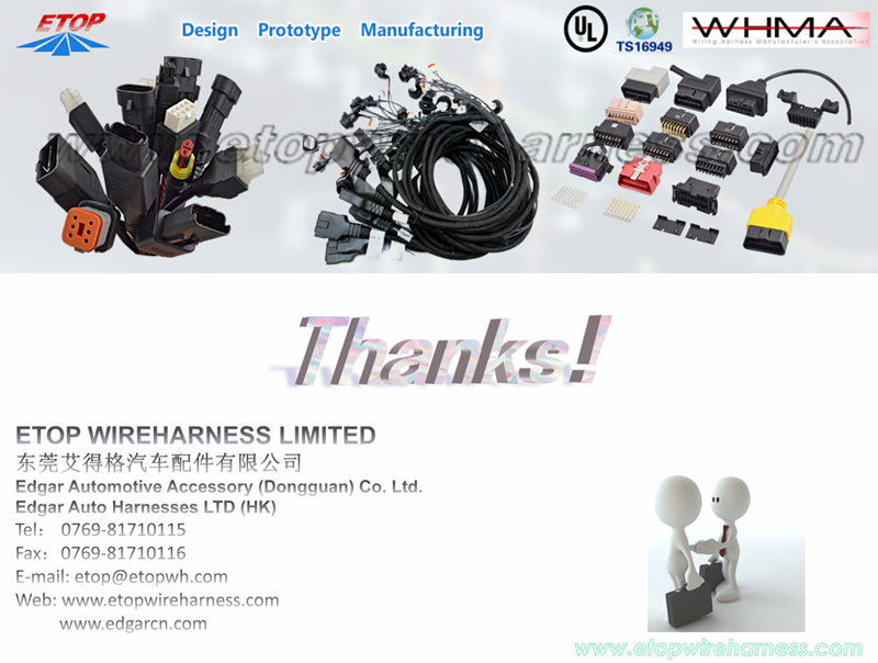 wire harness contact