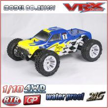 1/10 escala 4WD Vrx OFF ROAD RC coche eléctrico para la venta