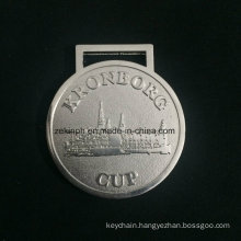 Custom Znic Alloy Medal for Kronborg Cup Discharge Beautiful Medal