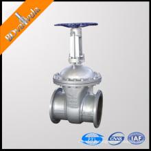 DIN 3352 F4 válvula de portão válvula de portão de água de ferro fundido
