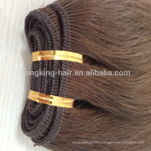 Best double drawn virgin remy 150 grams straight hair weft