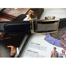 Ratchet Leather Straps for Men (HC-150415)