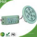 9 * 2W AR111 LED-Strahler