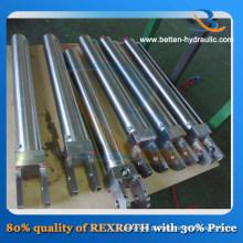 Cilindro hidráulico de aço inoxidável