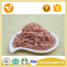 No Additive Natural Oem Bulk comida para perros enlatados