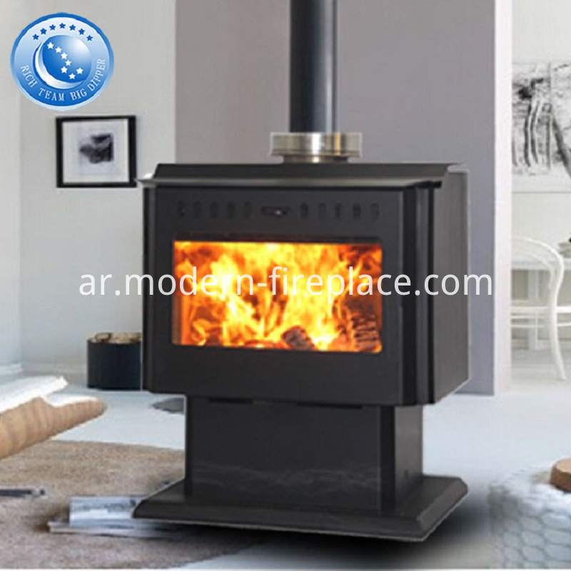 Wood Burner Large Stoves Factory Production