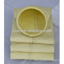 bolsas de filtro de polvo de fibra de vidrio recubiertas de ptfe