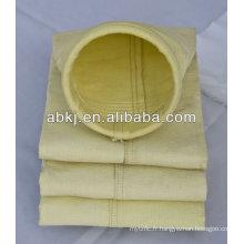 sacs de filtre de poussière de fibre de verre enduits de PTFE