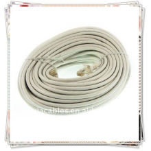 UTP Cat5e RJ45 Cable Network Cable Grey 20M M/M