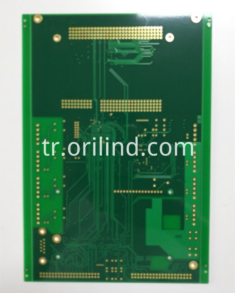 Multilayer FR4 material board