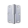 Stainless Steel Door Hinge Flat Tip