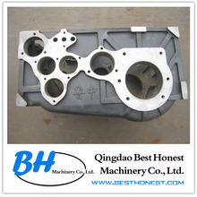 Caja de engranajes de fundición de espuma perdida (fundición de hierro)