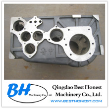 Lost Foam Casting Gearbox Housing (Iron Casting)