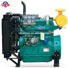 R4105AZLD 90hp weifang ricardo diesel engine for genset