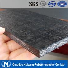 Resistente de poliéster PVC esteira de mineração de carvão