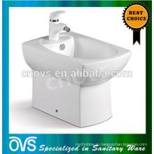 A5005 ванной комнатой с фарфоровыми леди биде
