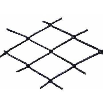 Fibre d'UHMWPE gainé plastique tordus Net sans noeud