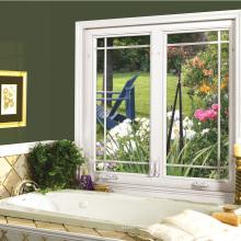 janelas do batente para a fabricação de alumínio da janela da porta do nigeria janelas do alluminium