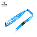 Custom Printed Design Your Own Woven Lanyard No Minimum