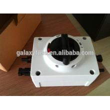 Interruptor del aislador DC con conector MC4 (TUV/CE/SAA)
