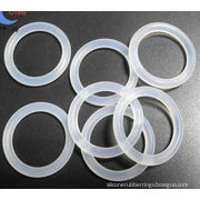 Transparent Rubber Band Rings With Fda Material For Food Machine And Dish Washing Machine