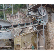 Quarry Stone Jaw Crushing Crusher Production Line