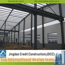 Fabricação e montagem de oficinas pré-fabricadas de baixo custo Jdcc1048