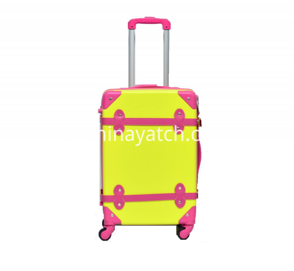 Square Leisure Trolley Case