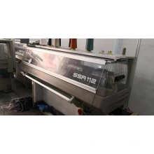 Shima Seiki SSR 112sv 14G 2011 2012 2013 Year Flat Bed Knitting Machines Second Hand Machinery