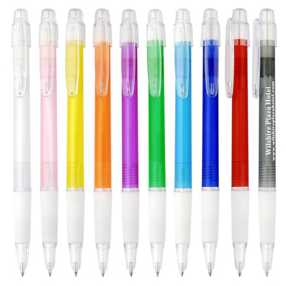 Cheap Slim Plastic Promotional Ball Pen
