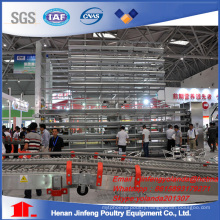 Cheap Automatic Chicken Equipment Frame for Layer Broiler Pullet Chicken