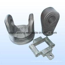 Kundenspezifische Legierung Stahl Investition Guss für Shift Gabel