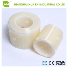 Plastic dental barrier film