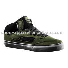 2011 zapatos de skate de gamuza de ocio más nuevos