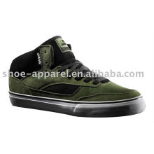 2011 newest leisure suede skateboard shoes