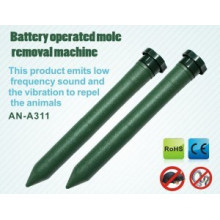 Hot Outdoor Guard! Plastic Tube Rodent Mole Repeller Repellent