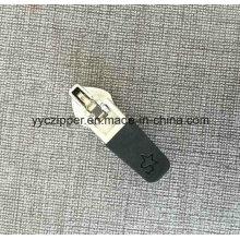 5 # Nylon Yg Slider com Extrator de borracha usado para Sportswear