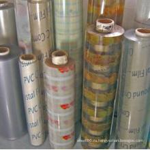 Супер Ясный прозрачный мягкий лист PVC
