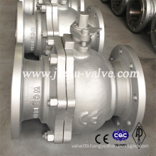 CE Pn16-Pn100 Carbon Steel Lever Oeprated Ball Valve