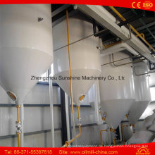 30 t / d Palmöl Raffinerie Palmöl Raffinerie Maschine