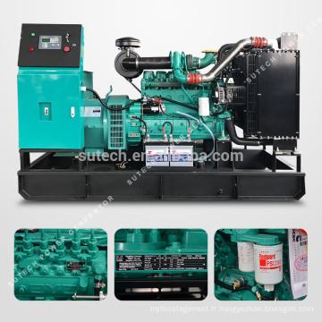 Prix de générateur diesel silencieux 40kw / 50kva actionné par le moteur Y4102ZLD