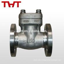 150 800 pornd grade flanged forging steel alarm check valve