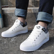 fancy canvas wholesale cheap sports shoes sneakers factory for men