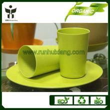 Tasse à thé en bambou biodégradable