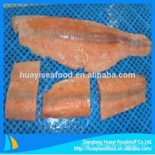 Gefrorenes Lachsfilet in Fisch mit hochwertigem Lieferanten
