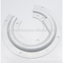 Aluminium Flange,semi-circle aluminium flange,semi-circle aluminium flange with holes