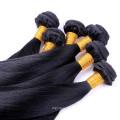 6a extensions de cheveux humains péruviens non transformés cheveux vierges