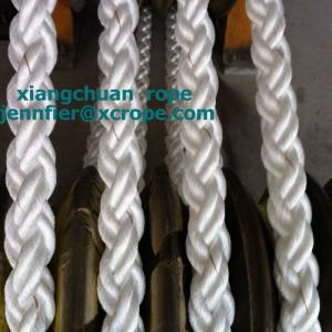 Polyester Rope Mooring Rope 75mm