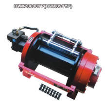 Hydraulic Industrial Winch 20000lbs